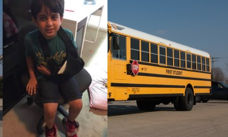 First Grade Child Beaten on School Bus Because He Is Muslim
