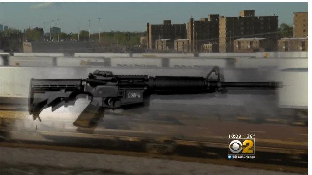 Breaking News: Gun Thefts From Railroad Yards Are Apparently Still A Major Issue