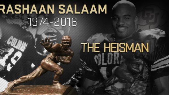Rashaan Salaam