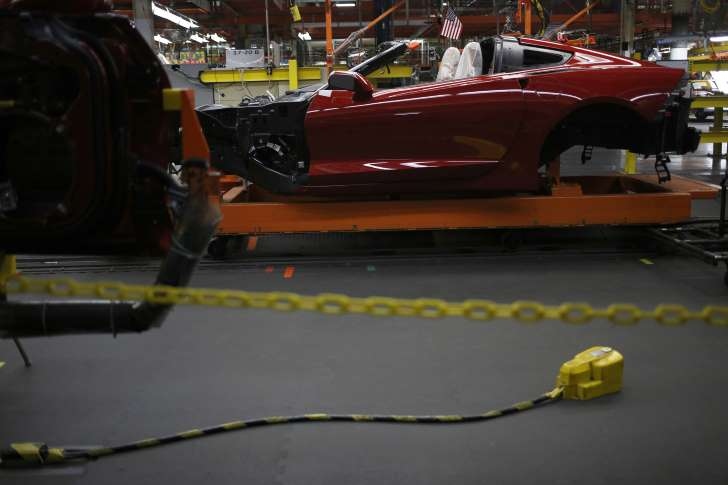 General Motors Send Layoff Notices To 1,300 Workers In Michigan Due To Slow Sales