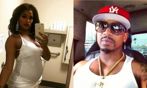 Stevie J & Joseline Are Getting Along Great In Preparation For Their Baby Shower This Weekend
