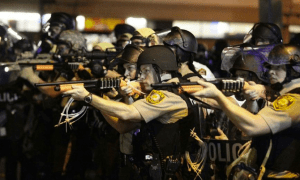 Republicans Propose Bill 285 Allowing Cops To Kill Protestors As Well As Not Charging Drivers For Running Them Over