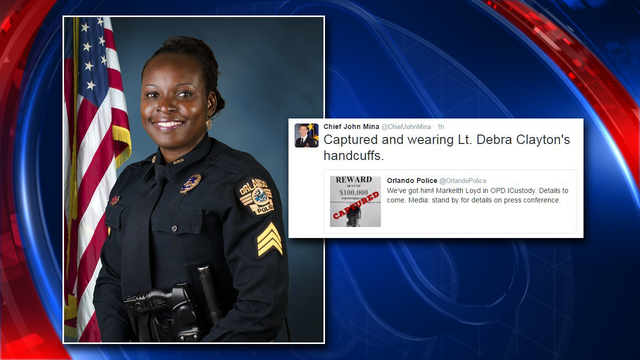 Lt. Debra Clayton