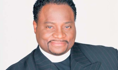 Bishop Eddie Long Pastor Of The New Birth Missionary Baptist Church Dead At 63 From Cancer