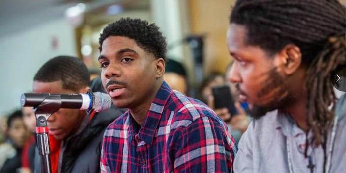Study Shows Nearly Half Of Young Black Men In Chicago Are Out Of Work & School