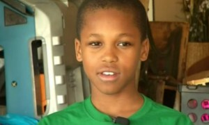 10- Year Old African-American Boy Invents Tool To Help Save Babies Who Are Left In Hot Cars