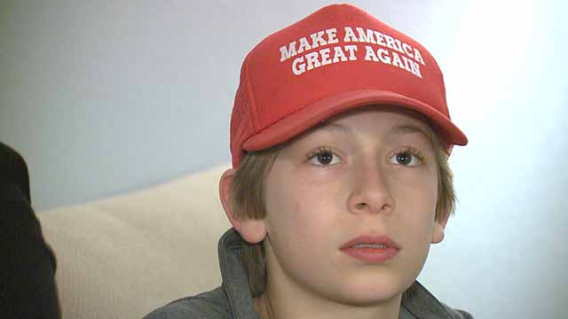 "A 6th Grader Was Not Only Beaten But Suspended For Wearing A ""Make America Great Again"" Hat To School"