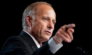 """Congressman Steve King Tweeted, """"We Can't Restore Our Civilization With Somebody Elese's Babies"""