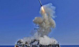 Photo Credit: AP Photo/U.S. Navy photo by Mass Communication Specialist 3rd Class Jonathan Sunderman