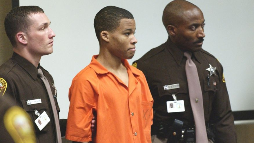 Federal Judge Throws Out DC Sniper Lee Boyd Malvo's Life Sentence