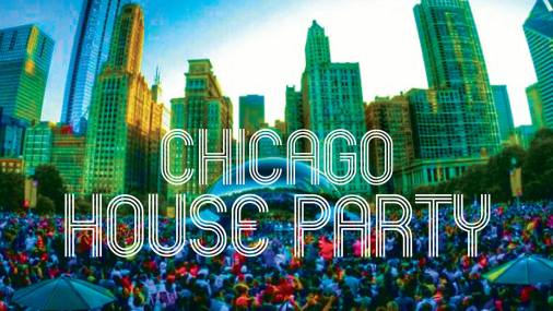 Chicago House Party: House Music in Millennium Park