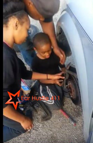 12- Year Old Girl & Her 10- Year Old Brother Are Both Expert Auto- Mechanic's & Can Fix Just About Anything On A Car!