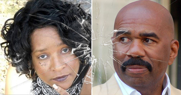 [VIDEO] Steve Harvey, TMZ, Fox News & Harvey's Attorney Is Put On Blast By Activist Essie Berry She Calls Steve A Bold Face Liar! - Ear Hustle 411