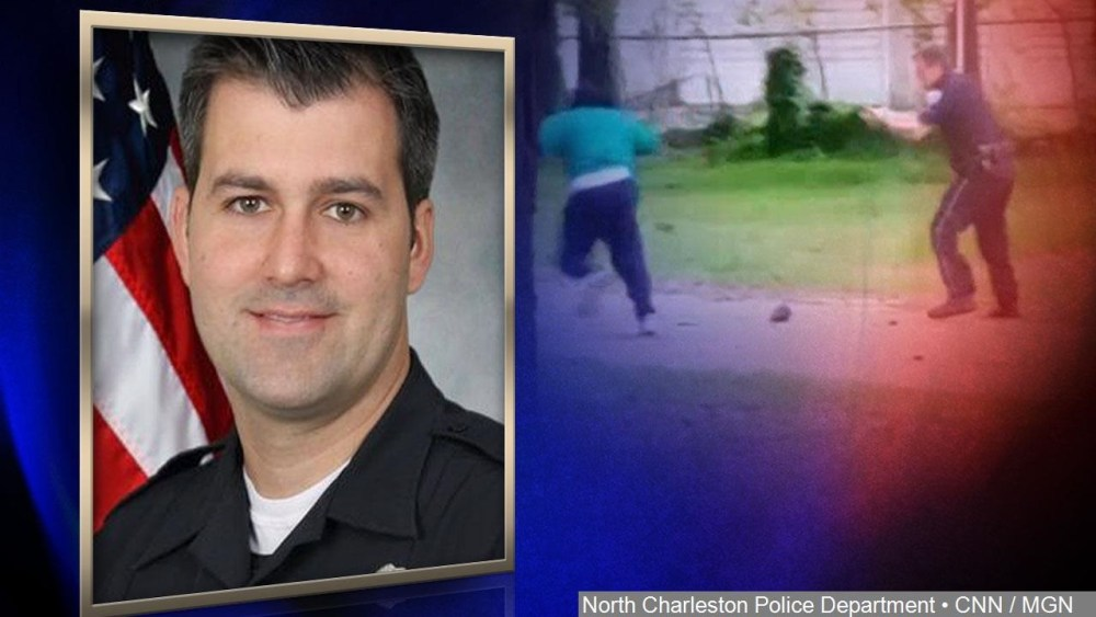 Photo Credit: North Charleston Police Dept./CNN/MGN