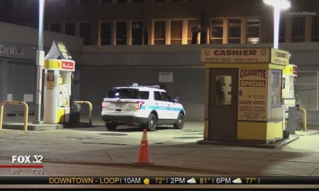 FBI Vehicle Left Running With Keys In Ignition Contained Several Firearms Which Was Stolen From Chicago Near West Side