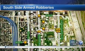 armed robbery chicago