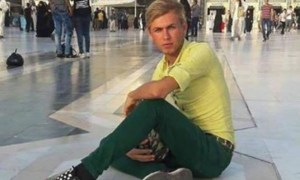 raqi Militants Butchered & Tortured Male Model For Being Too Pretty, Stylish & Wearing Tight Clothes