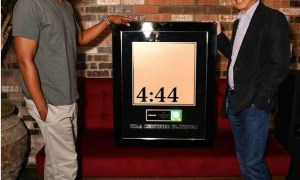 Rapper & Businessman Jay-Z Makes RIAA History,His 4:44 Has Officially Gone Platinum
