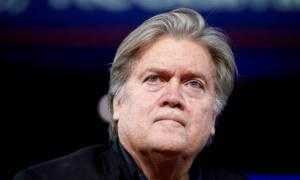 Breaking News: White House Strategist Steve Bannon Resigns