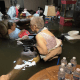 Senior Citizens Who Were Left Alone In Waist Deep Water In Houston Finally Rescued