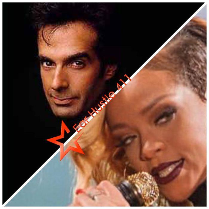 Rihanna Asks Magician David Copperfield To -8988