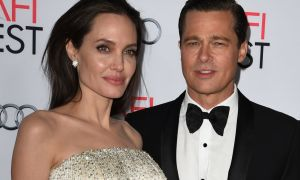 Love Is In The Air, Brad Pitt & Angelina Jolie Are Officially Back Together