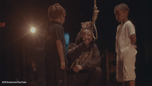 "Rapper XXXTentacion Shows White Child Being Lynced In New Music Video "" Look At Me"""