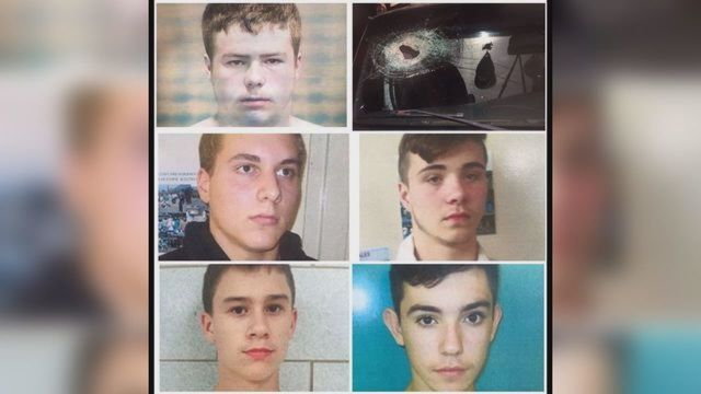Judge Says No Bond for 5 Teens Who Threw Rock At Car On I-75 & Causing A Mans Death