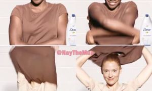 Dove Advertisers Forced To Apologize for Their Racist Add Depicting A Black Woman As Being Dirty Who Turns White After Using Dove