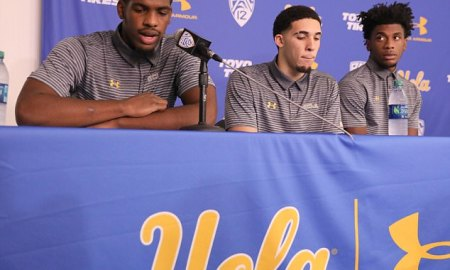 Donald Trump Pioneered The Release Of 3 African-American UCLA Basketball Players From China After Shoplifting