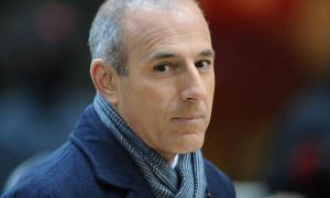 Popular News Icon Matt Lauer Fired From NBC News After An Employee Filed A Sexual Harrassment Complaint About Him