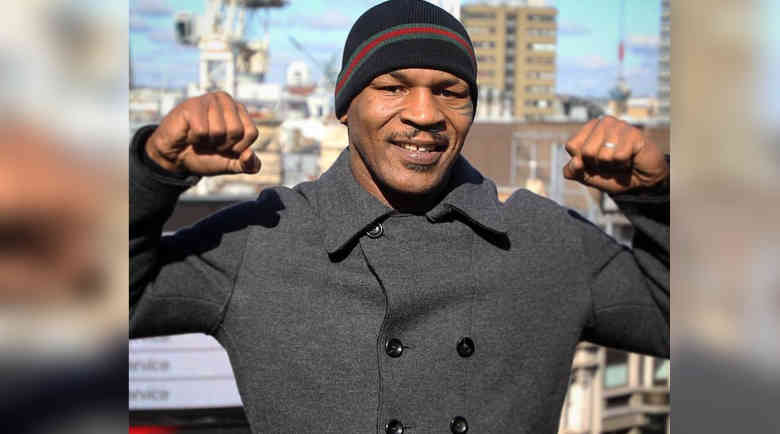 Former Heavyweight Boxer Mike Tyson Kicked Out Of Chile The County Does Not Allow Convicted Felons From Foreign Countries In
