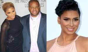 "Tamar CONFIRMS Vince Cheated & Has A Baby On The Way With Another Woman Possibly ""Laura Govan"""