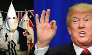 Trump Removed White Supremacist Group From Terror Watch List Program