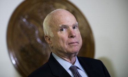 John McCain Says When He Dies, He Does Not Want Trump At His Funeral