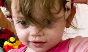 Beautiful 2-Year Old Girl Found Frozen To Death Outside Her Family Home