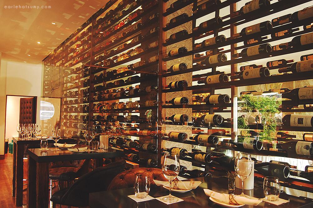 Restaurant and Champagne bar, Alabang