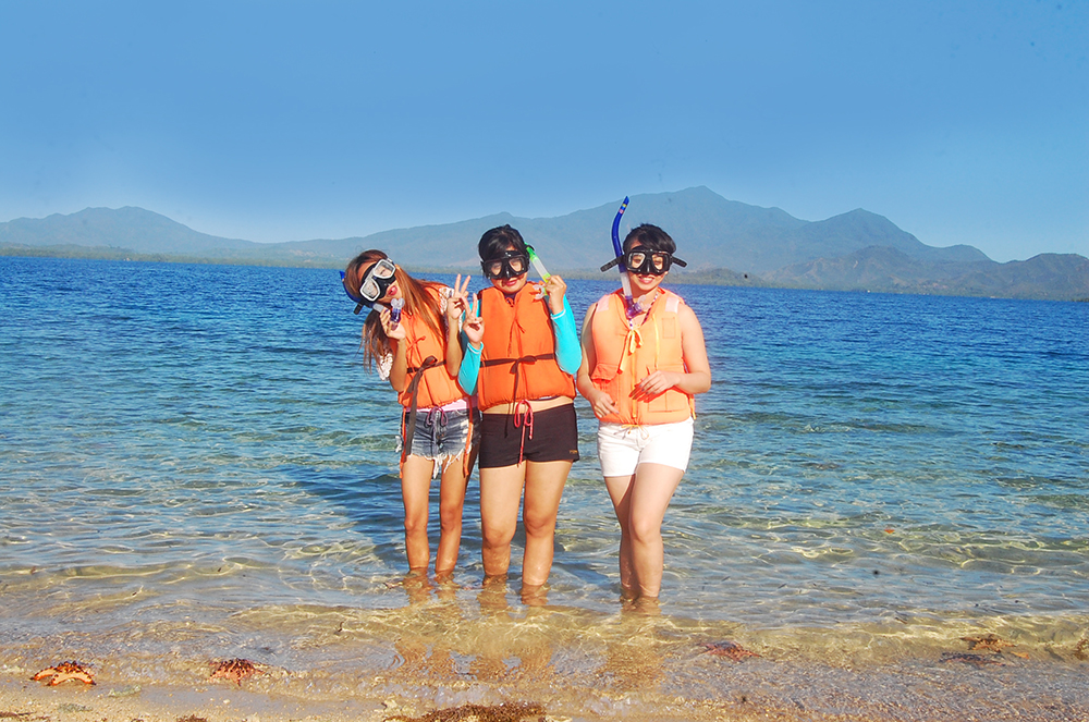 honda bay island snorkel