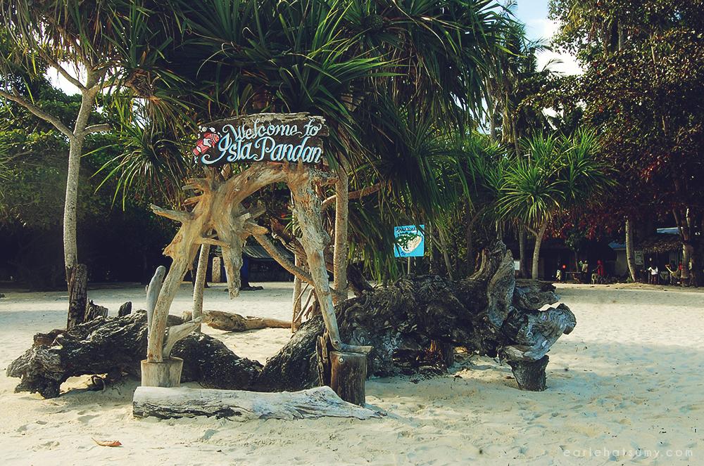 pandan island palawan