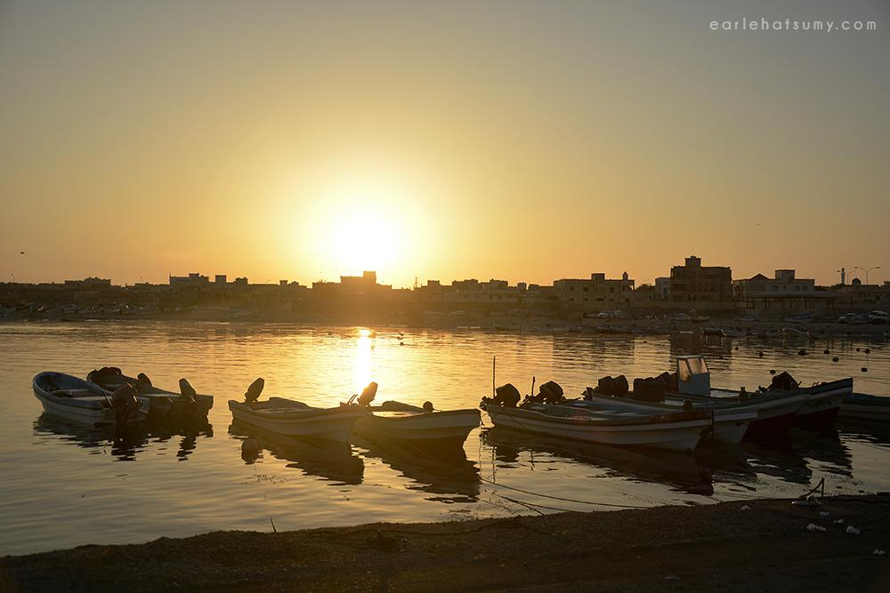 Fishing Village in Oman