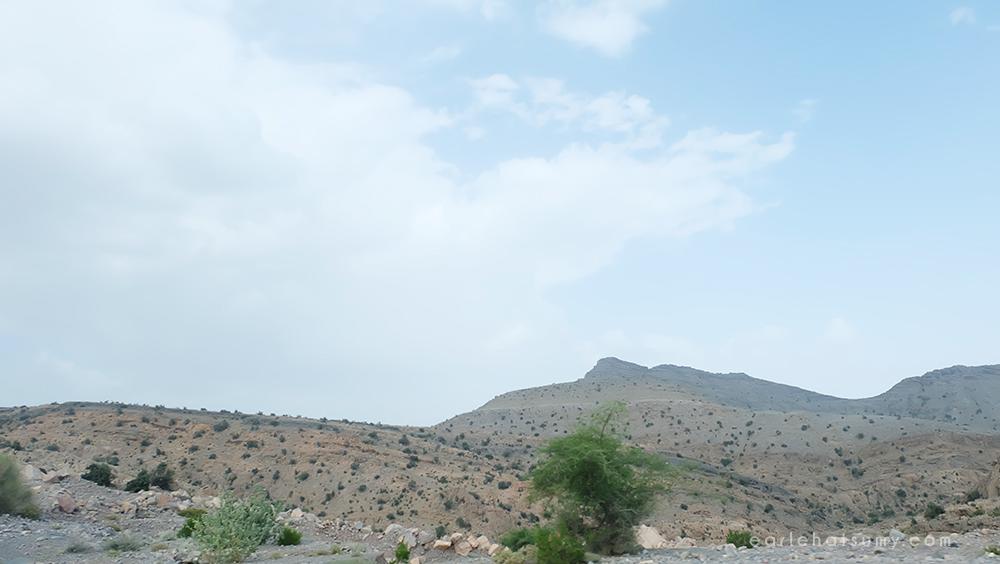 Al Jabal Al Akhdar