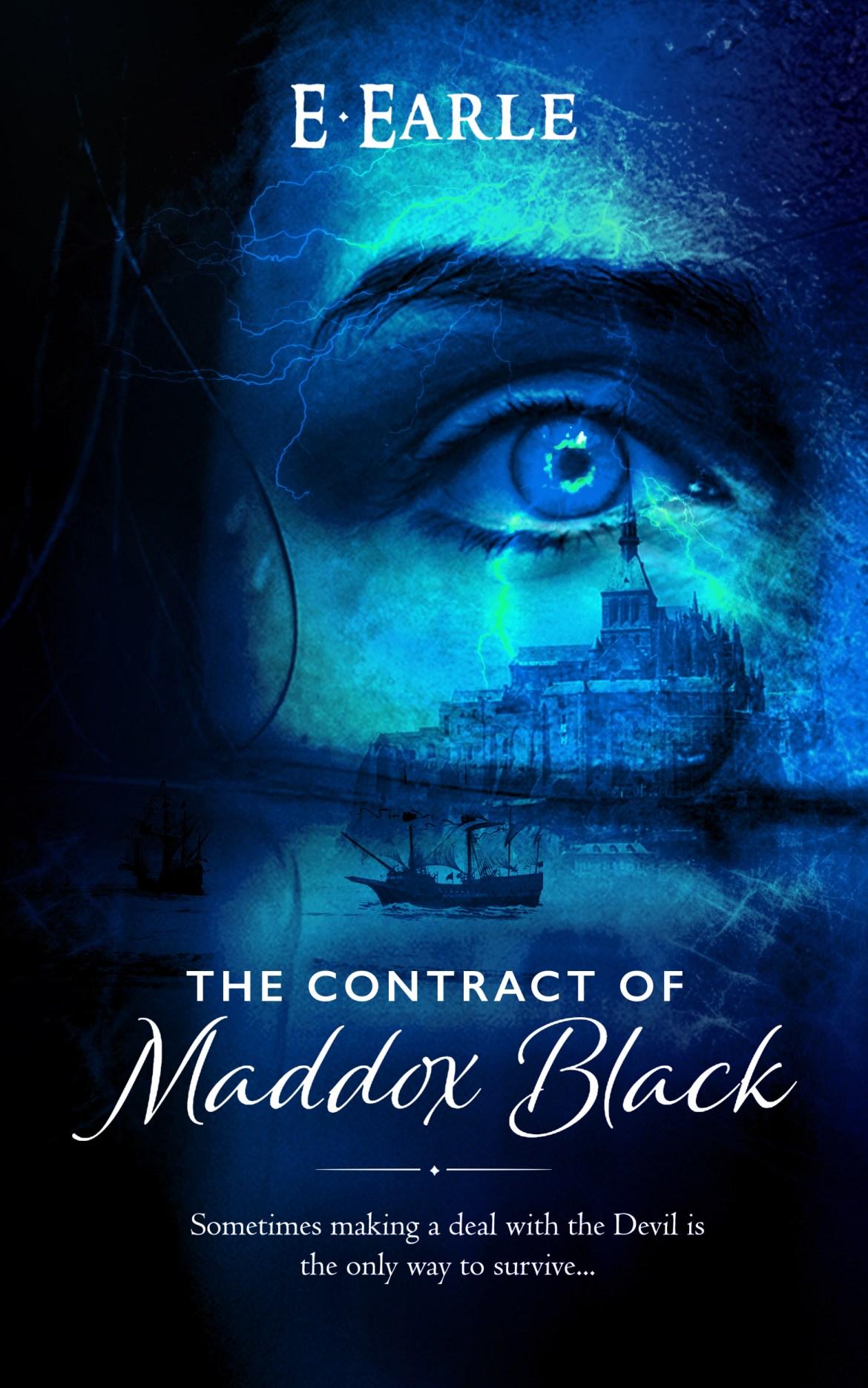 Maddox Black Cover