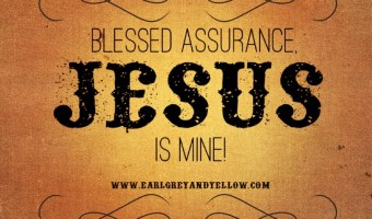 Scripture and a Song – Blessed Assurance