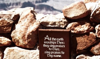 Scripture and a Song: Indescribable