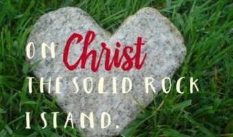Second Sunday Song: Christ the Rock