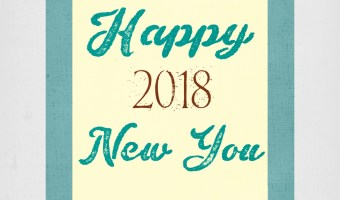 Happy New You: Say No to a Resolution in 2018 (FREE PRINTABLE)