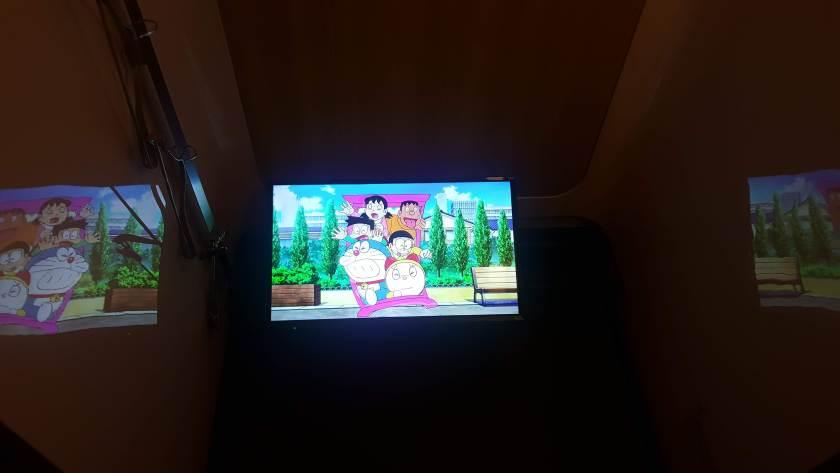 Watching anime, Tokyo