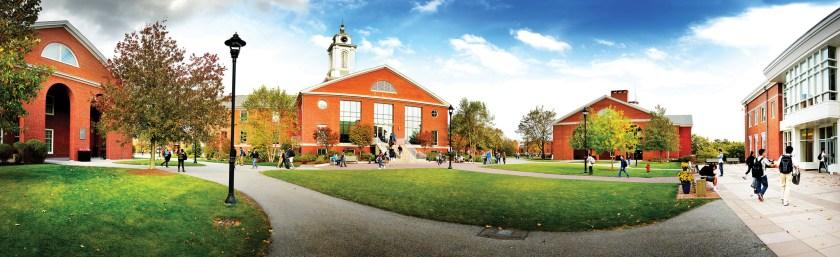 Bentley University - Amerika'ya Taşınmak