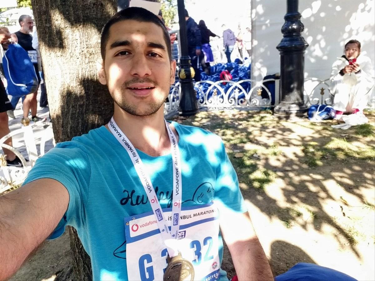 3 Kasım 2019 – İstanbul Maratonu