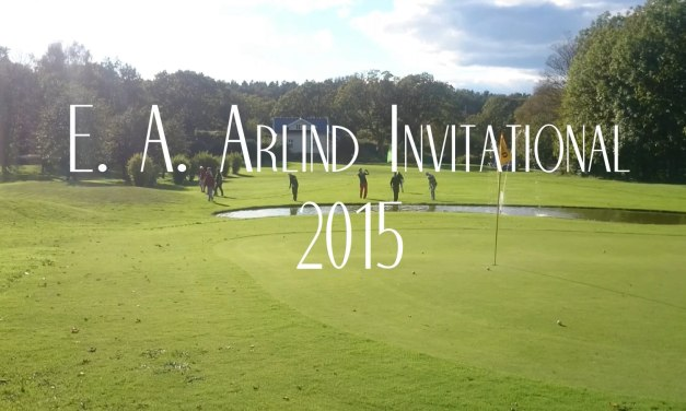 Utrolig! Video fra The Invitational 2015!!!